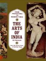 Arts of India: From Prehistoric to Modern Times