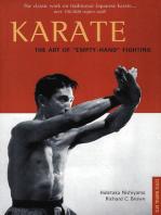 "Karate The Art of ""Empty-Hand"" Fighting"
