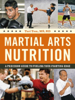 Martial Arts Nutrition