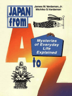 Japan from A to Z