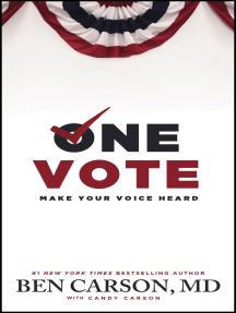 One Vote: Make Your Voice Heard