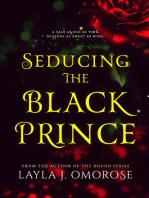 Seducing the Black Prince