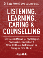 Listening, Learning, Caring and Counselling