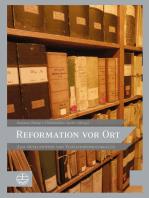 Reformation vor Ort