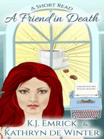A Friend in Death - A Short Read