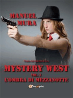 Mystery West vol. 2 - L'ombra di mezzanotte