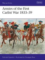 Armies of the First Carlist War 1833–39