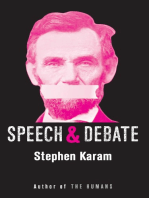 Speech & Debate (TCG Edition)