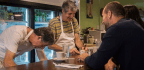 As Irma Approaches Miami, Twin Brothers Serve Up Last-Minute Coffee And Croissants