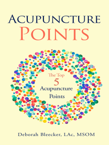 Acupuncture Points: The Top Five Acupuncture Points