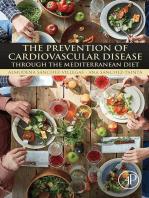 The Prevention of Cardiovascular Disease through the Mediterranean Diet
