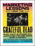 Marketing Lessons from the Grateful Dead.