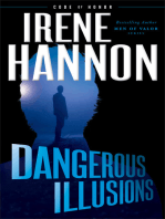 Dangerous Illusions (Code of Honor Book #1)