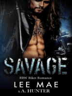 Savage (MC Biker Romance)
