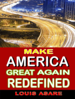 Make America Great Again Redefined