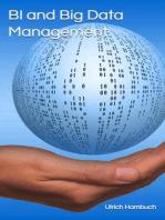 BI and Big Data Management