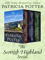 The Scottish Highland Series: Beloved Impostor, Beloved Stranger, and Beloved Warrior