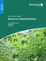 Moderne Umweltmedizin
