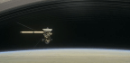 The Cassini Spacecraft Will Plunge Into Saturn and Pull Our Heartstrings With It