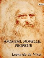 Aforismi, novelle, profezie
