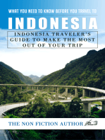 What You Need to Know Before You Travel to Indonesia