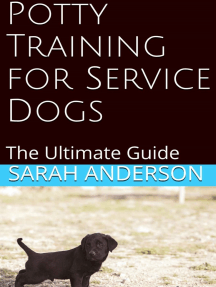 Potty Training for Service Dogs