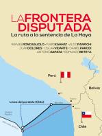 La frontera disputada