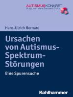 Ursachen von Autismus-Spektrum-Störungen