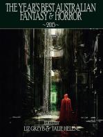 The Year's Best Australian Fantasy and Horror 2015 (volume 6)