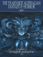 The Year's Best Australian Fantasy and Horror 2012 (volume 3)