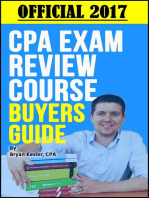 Official 2017 CPA Review Course Buyers Guide