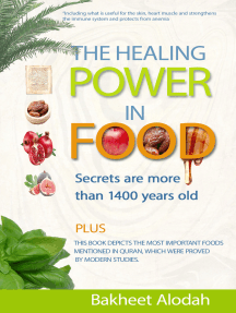 The Healing Power in Food