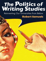 The Politics of Writing Studies
