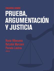 Ensayos sobre prueba, argumentación y justicia