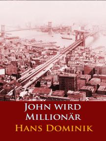 John wird Millionär: historischer Roman
