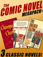 The Comic Novel MEGAPACK®