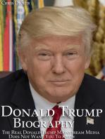 Donald Trump Biography
