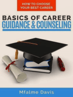 Basics of Career Guidance and Counseling
