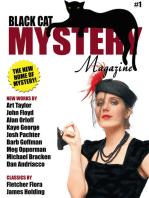 Black Cat Mystery Magazine #1