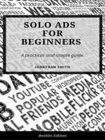 Solo Ads for Beginners
