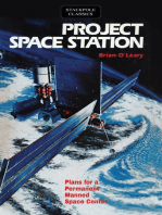 Project Space Station: Plans for a Permanent Manned Space Station