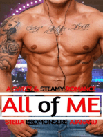 All of Me ~ A Sweet & Steamy Romance