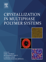 Crystallization in Multiphase Polymer Systems