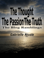 The Thought The Passion The Truth