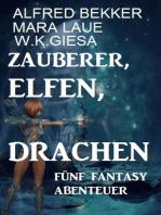 Zauberer, Elfen, Drachen