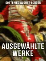 Ausgewählte Werke von Gottfried August Bürger