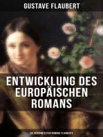 Entwicklung des europäischen Romans
