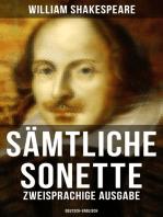 Sämtliche Sonette (Zweisprachige Ausgabe