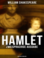HAMLET (Zweisprachige Ausgabe
