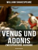 Venus und Adonis (Zweisprachige Ausgabe